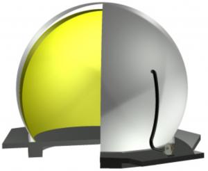 Double Membrane Gas Holder DM